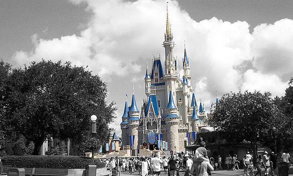 Cinderella's Castle by Alexander Mandelstam
