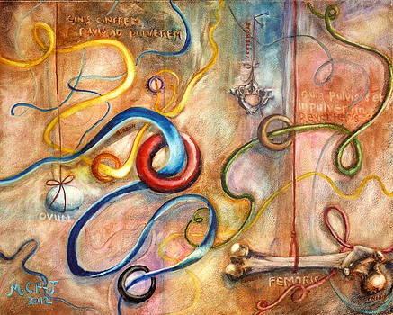 Cinis Cinerem  by Mary C Farrenkopf