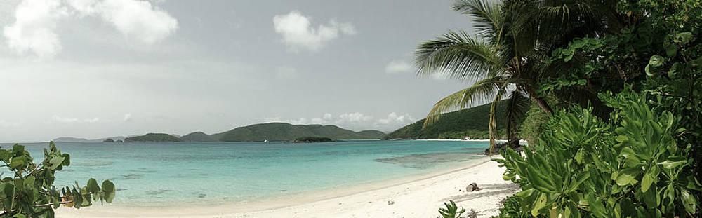 Cinnamon Bay Beach by Tropigallery -