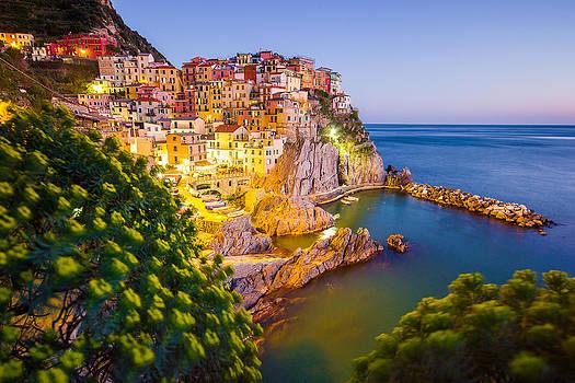 Francesco Riccardo  Iacomino - Cinque Terre