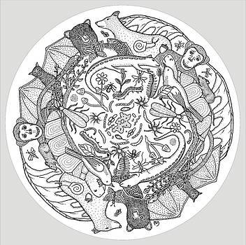 Circle of Life by Rob Messick