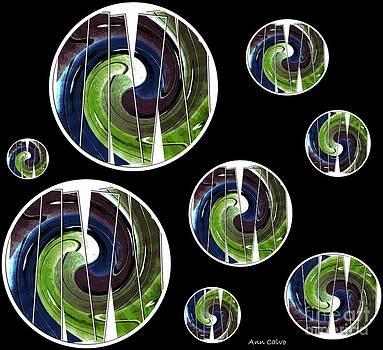 Circle of Life by Ann Calvo