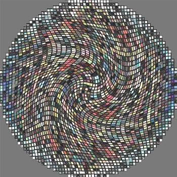 Circle Series 2 by George Curington