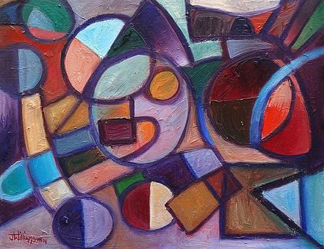 Circle Speaker by Jason Williamson