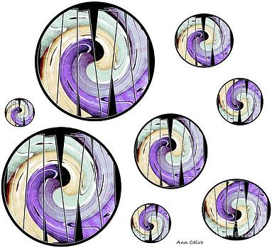 Circleof Life 2 by Ann Calvo
