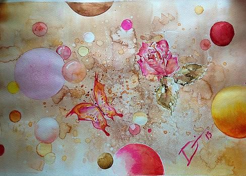 Circles by Denise Tanaka
