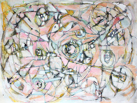 Circles of Eternal Return by Hari Thomas