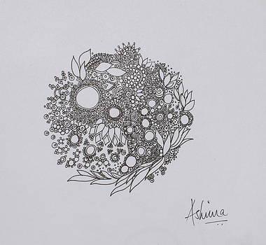 Circles Pattern by Ashima Kaushik