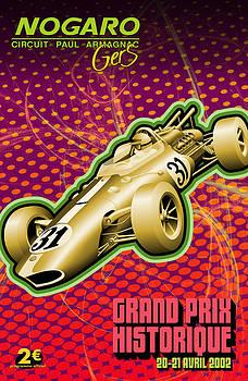 Georgia Fowler - Circuit Paul Armagnac Nogaro Grand Prix