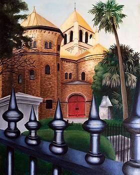Circular Church by Velma Serrano