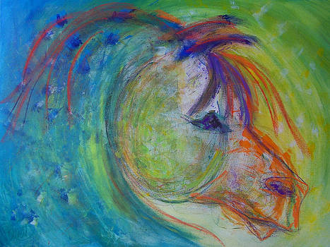 Horse Color by Donna Bernstein