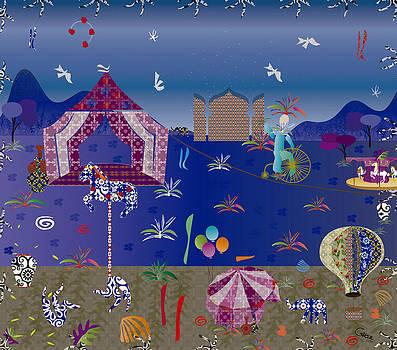 Circus by Gabriela Delgado