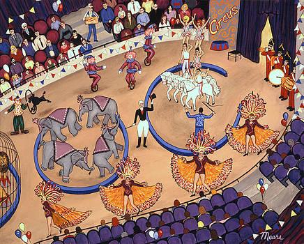 Linda Mears - Circus Ladies
