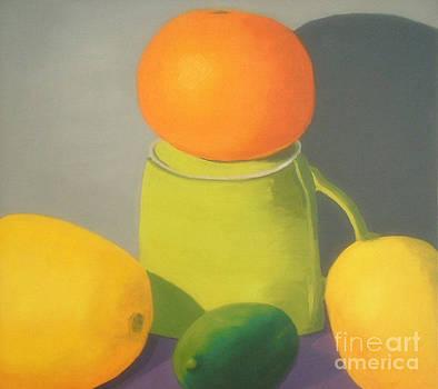 Citrus by Rachel Dunkin
