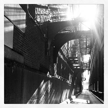 City Alley by Katie Basil