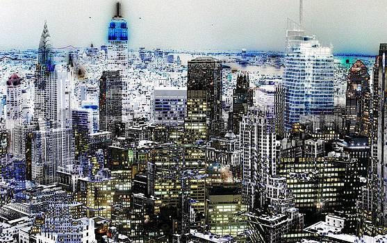 Mary Clanahan - City Art New York