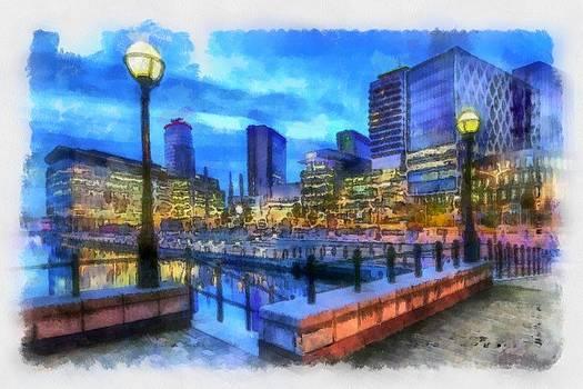 City Art by Patrick OHare