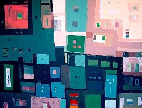 City block I by Farhan Abouassali
