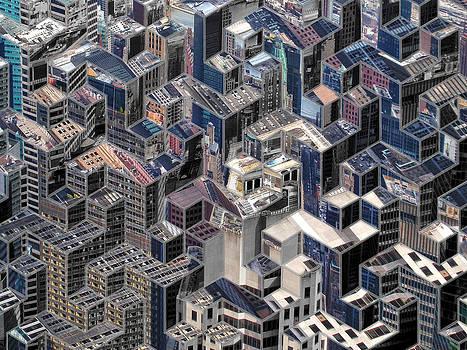 City Blocks by Glen Klein