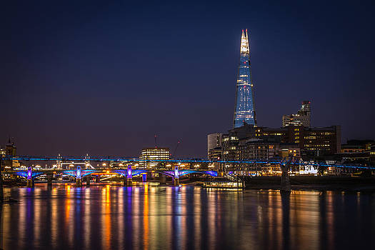 City By Night by Fiona Messenger