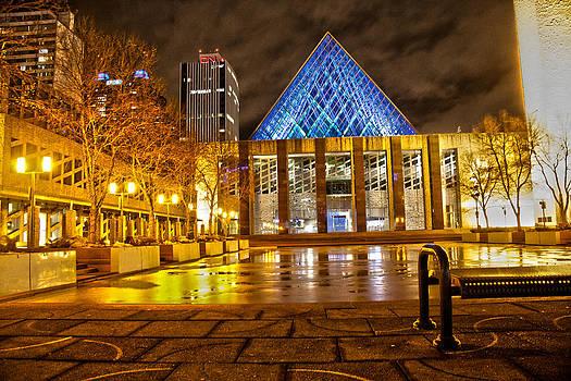 City Center by Loki Pestilence