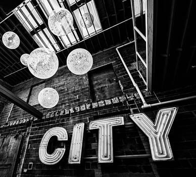City by Christopher Broste