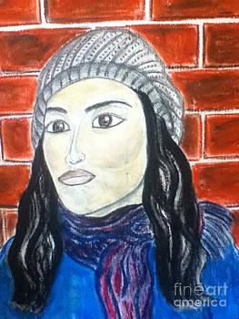 City Girl by Lewanda Laboy