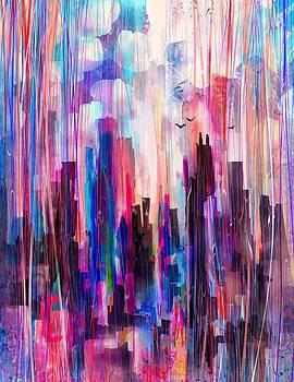 City Girl by Rachel Christine Nowicki