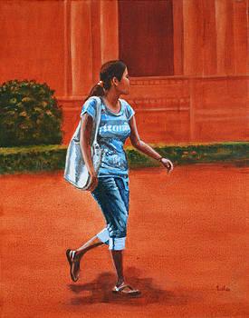 Usha Shantharam - City girl