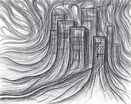 City Growth by Michael Morgan