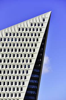 City Hall Leyweg The Hague by Eric Keesen