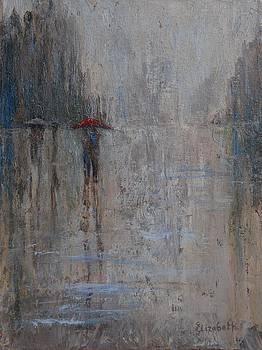 City in the Rain by Beth Maddox
