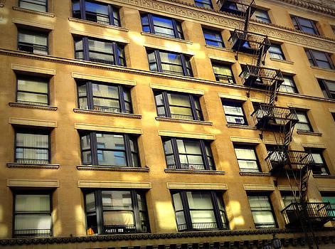 City Life by Donna Spadola