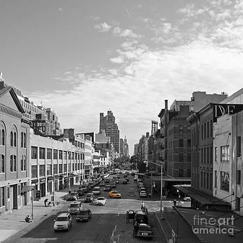 City Life by Martina Roth