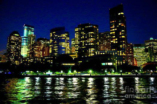 City Lights by Dan Hilsenrath