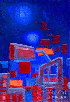 City Lights by Joey Gonzalez