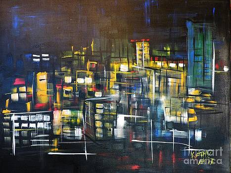 City Lights by Kathy Meredith