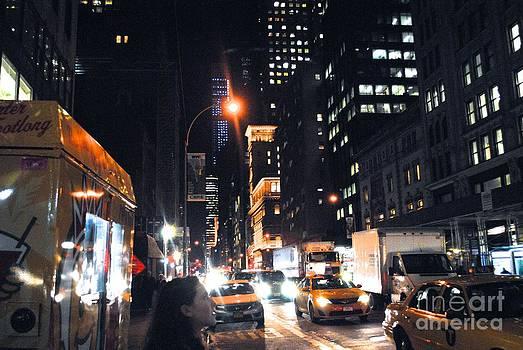 City Lights by Parker O'Donnell