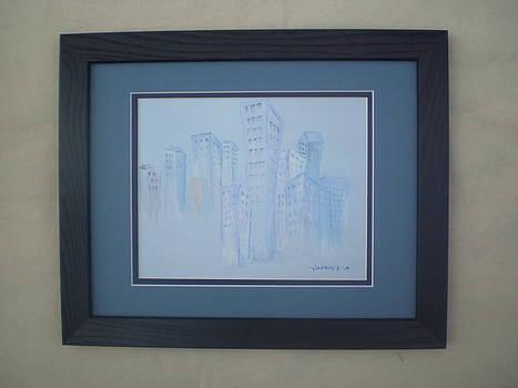 City of Dreams by Harold Messler