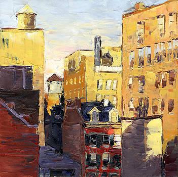 City of Gold by Ann Gorbett