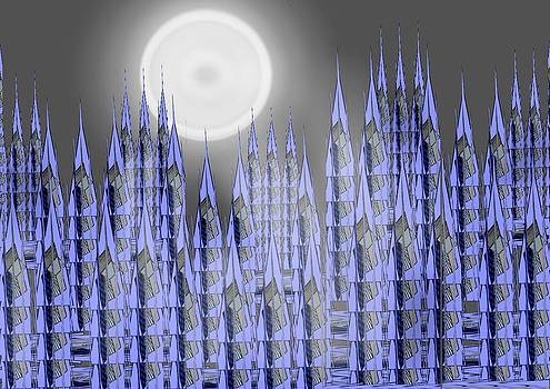City of Spires by Carol Shoemaker