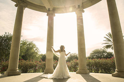 City-park Bridal  by Alicia Morales