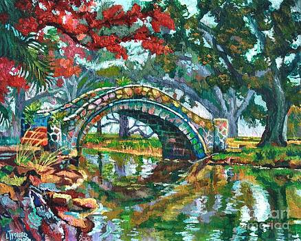 City Park by Lisa Tygier Diamond