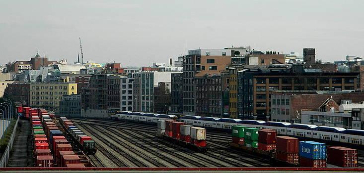 Nicki Bennett - City Rail