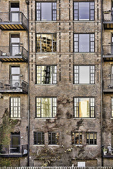 Sharon Popek - City Reflection