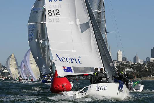 Steven Lapkin - City Sailing