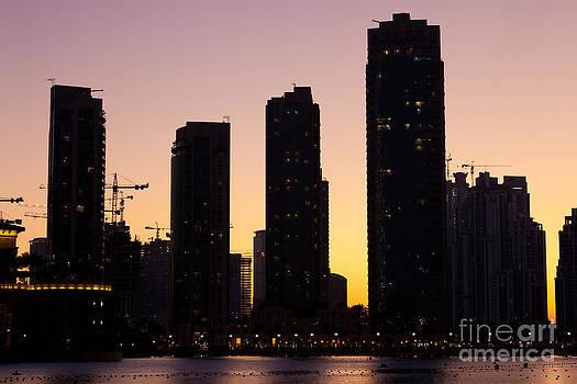 Fototrav Print - City Skyline Dubai
