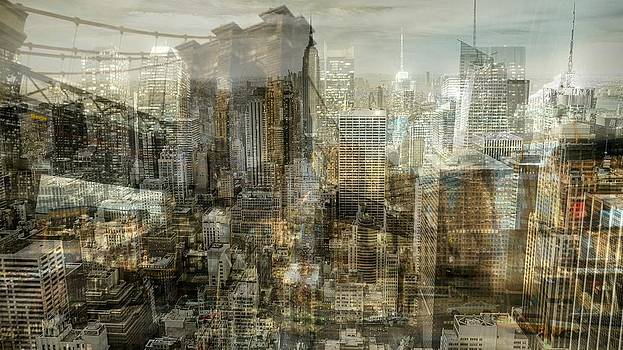 Mary Clanahan - City Sounds Cityscape