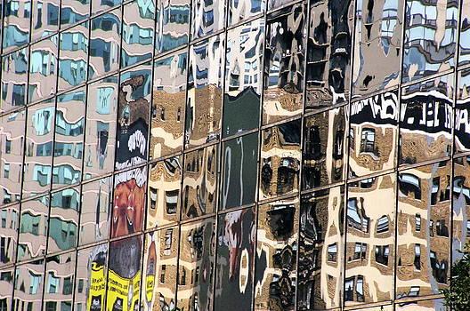 David Flitman - city squares