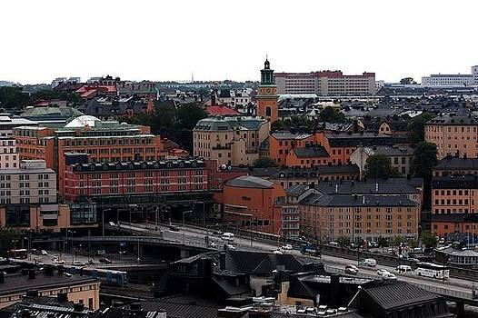 City Stockholm by Kyra Munk Matustik